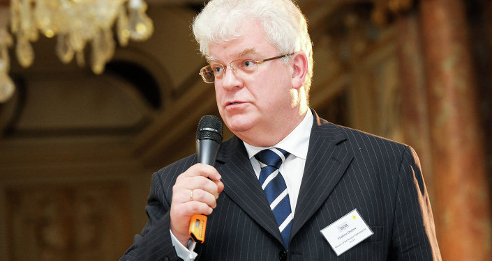 Russian Deputy Minister of Foreign Affairs Vladimir Chizhov