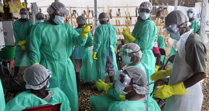 Congo Confirms 14 More Ebola Virus Cases