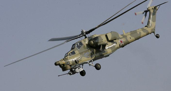 Mi-28N Night Hunter