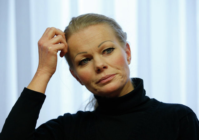 Kathrin Oertel, former spokeswoman for the anti-immigration group PEGIDA, is founding a new conservative movement.