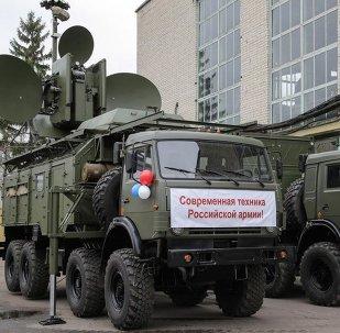 Krasukha 4 electronic warfare system