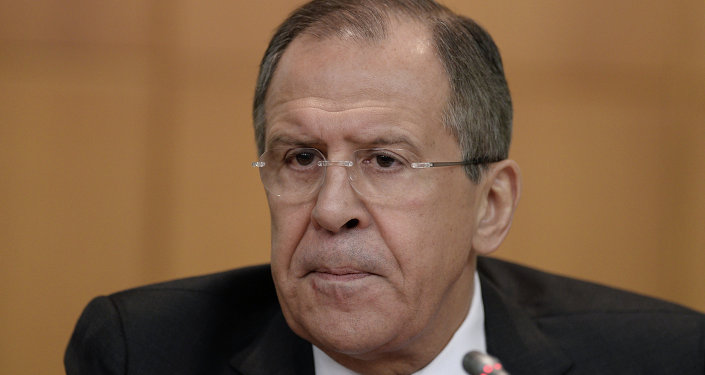 News conference by Foreign Minister Sergei Lavrov