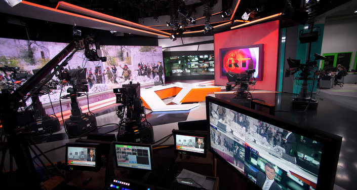 RT newsroom