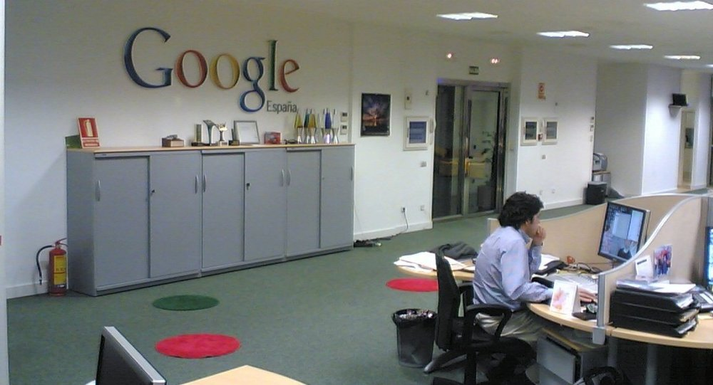 Google Spain Office