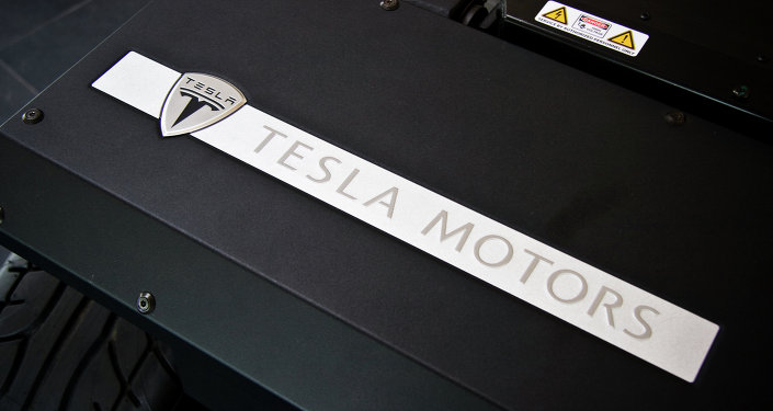 Tesla Motors Battery