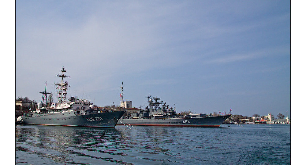 Russian Black Sea Fleet