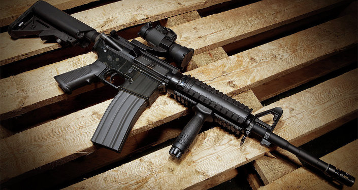 More than ten percent of US residents that possess guns have a record of anger issues or impulsive behavior, a report published Wednesday in the journal Behavioral Sciences and the Law said.