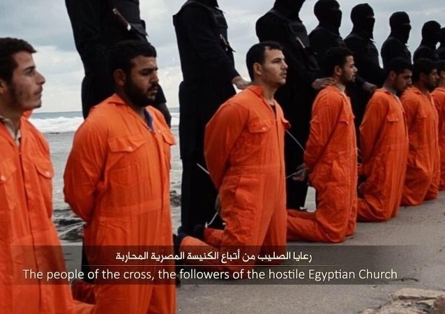 ISIS releases video claiming execution of 21 Egyptian Copts