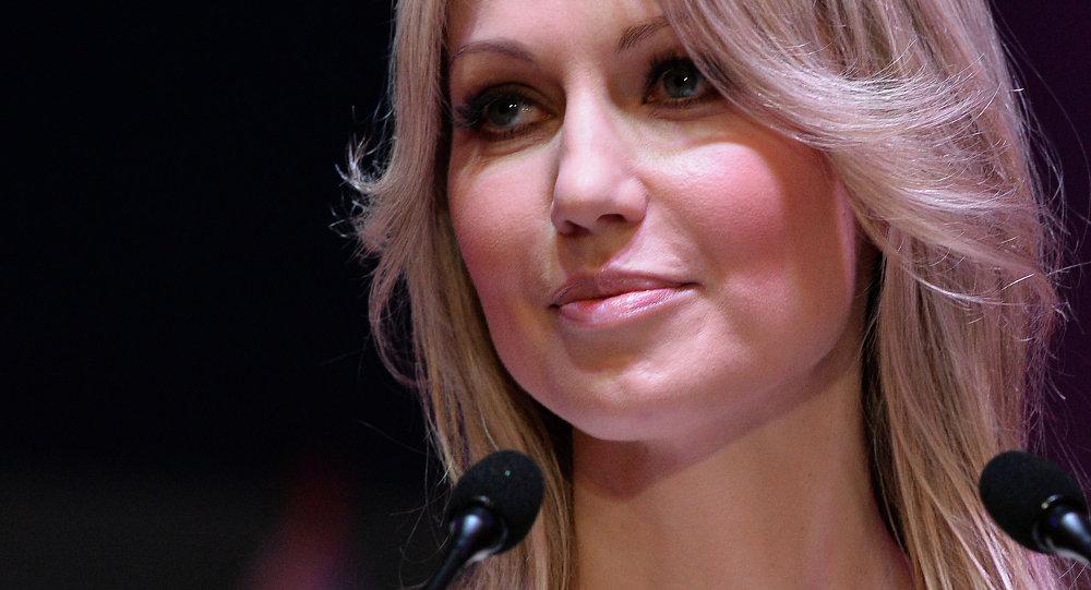 Magdalena Ogorek, the social democratic party SLD