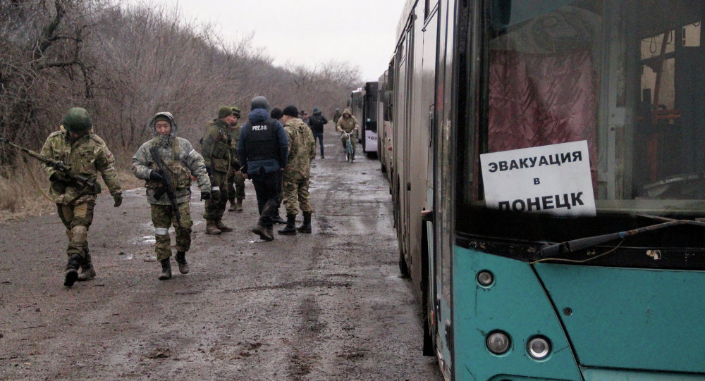 Debaltsevo and Uglegorsk update