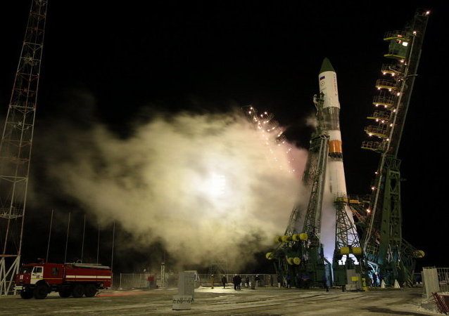 Russian Soyuz Launches Progress Craft Carrying ISS Supplies