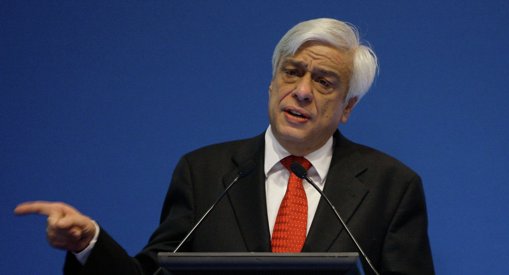Former Interior Minister Prokopis Pavlopoulos was elected the new President of Greece