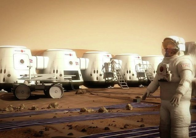 Mars One - Human Settlement of Mars