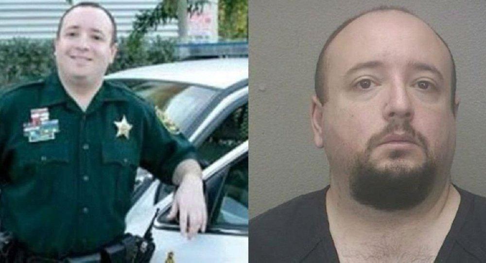 Former Florida sheriff's deputy Jonathan Bleiweiss