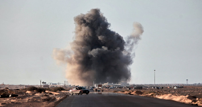 Rather than getting sucked into Libya's militia warfare, it would be more productive in the long run for Egypt to lead international efforts to help train and arm the Libyan army under the authority of the elected government, which lacks the necessary hardware and expertise to fight terrorism inside Libya.