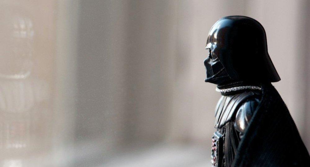 Darth Vader figure