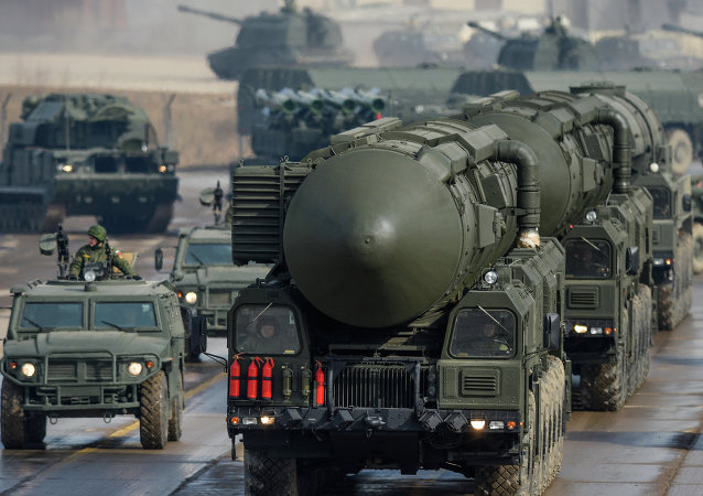 Russia's Strategic Missile Forces (SMF) have completed command and staff exercises testing troops' combat readiness for war