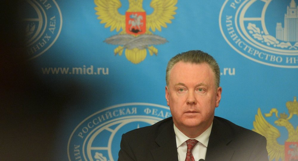 News briefing of Foreign Ministry spokesman Alexander Lukashevich