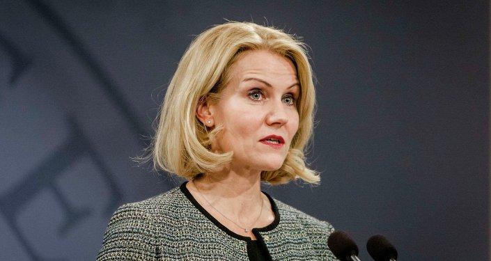 Danish Prime Minister Helle Thorning-Schmidt