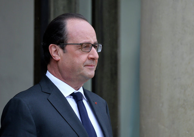 Three quarters of French citizens are unhappy with President Francois Hollande and Prime Minister Manuel Valls, French Institute of Public Opinion (IFOP) reports.