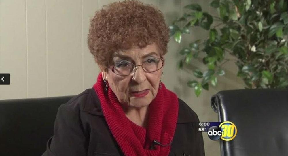 California Grandmother
