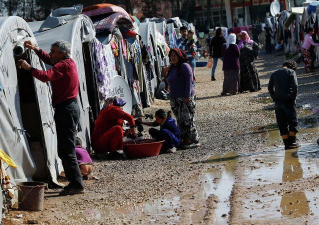 Human Rights First Director of Refugee Protection Eleanor Acer said the US aid package of more than half a billion dollars for Syrian refugees will not be enough to bring stability to the region