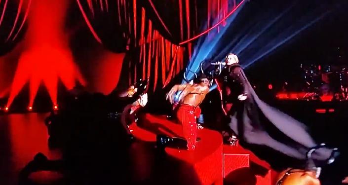 Falling Free? Major Madonna Fail at Brit Awards