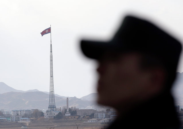 North Korea fired two missiles into the sea off its east coast early Monday, the South Korean Defense Ministry said