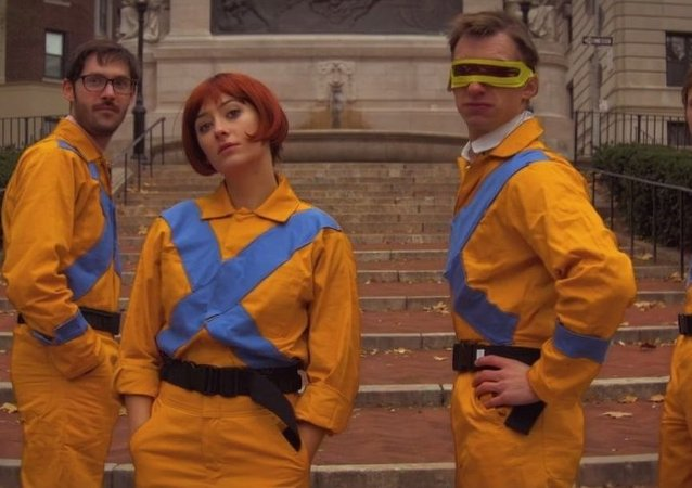 So, what would Wes Anderson's X-men movie look like? Patrick Willems has made an attempt to find out in his new trailer, The Uncanny X-Men.