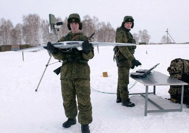 UAV Takhion