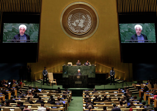 A United Nations resolution to lift sanctions on Iran is under consideration by major global powers, in a move that would thwart attempts to backtrack on agreements that might be reached in the round of negotiations currently underway, Reuters reports.