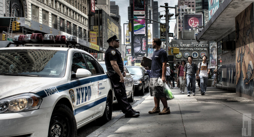 NYPD Times Square