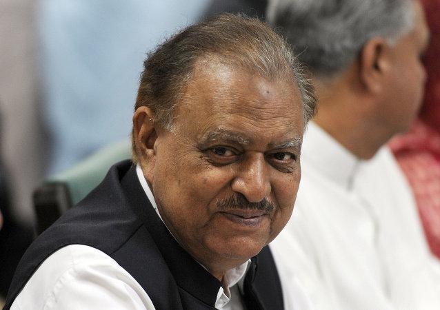 Mamnoon Hussain, President of Pakistan