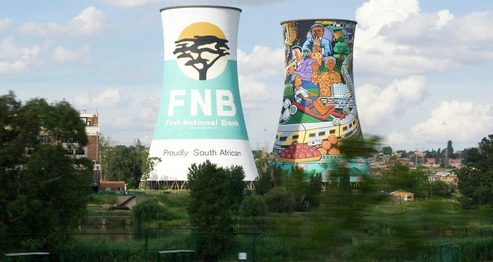South African Nuclear Power Plant