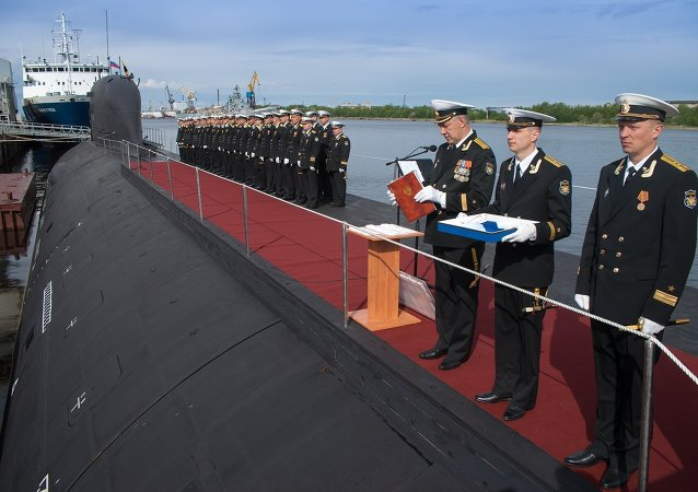 First multirole Yasen SSBN adopted by Russian Navy