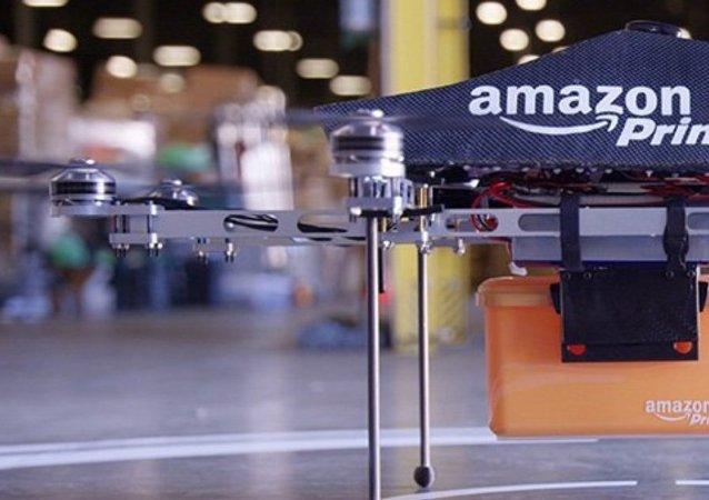 Amazon Prime Air - drone