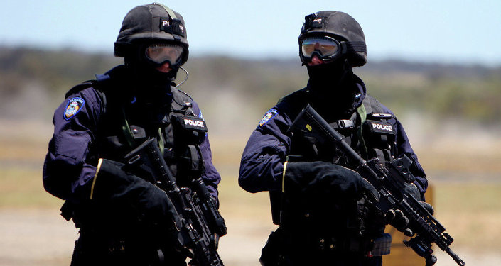 Counter Terrorism Response Group