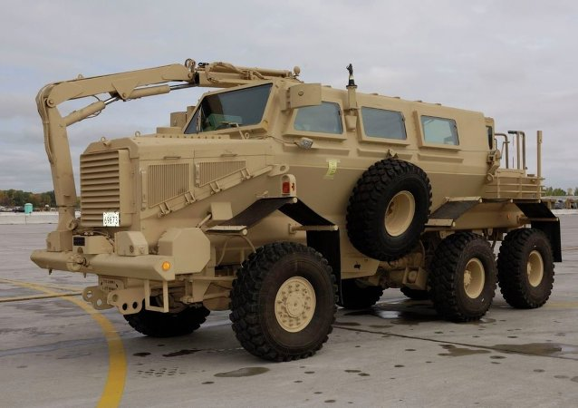 The United States Army is investing $22.7 million to obtain Buffalo A2 M1272 armored trucks in order to improve its arsenal of armored vehicles, US defense contractor General Dynamics said in a release