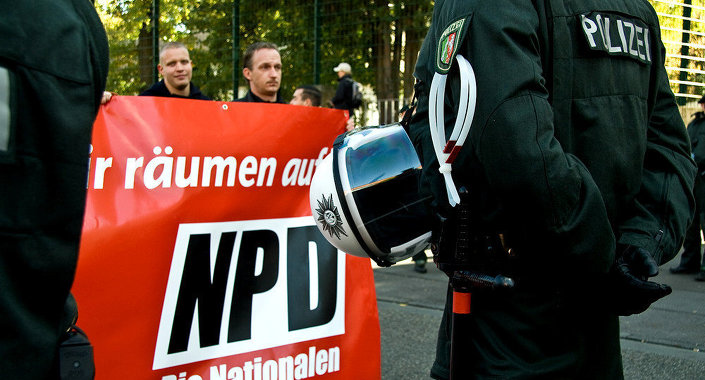 National Democratic Party of Germany (NPD)