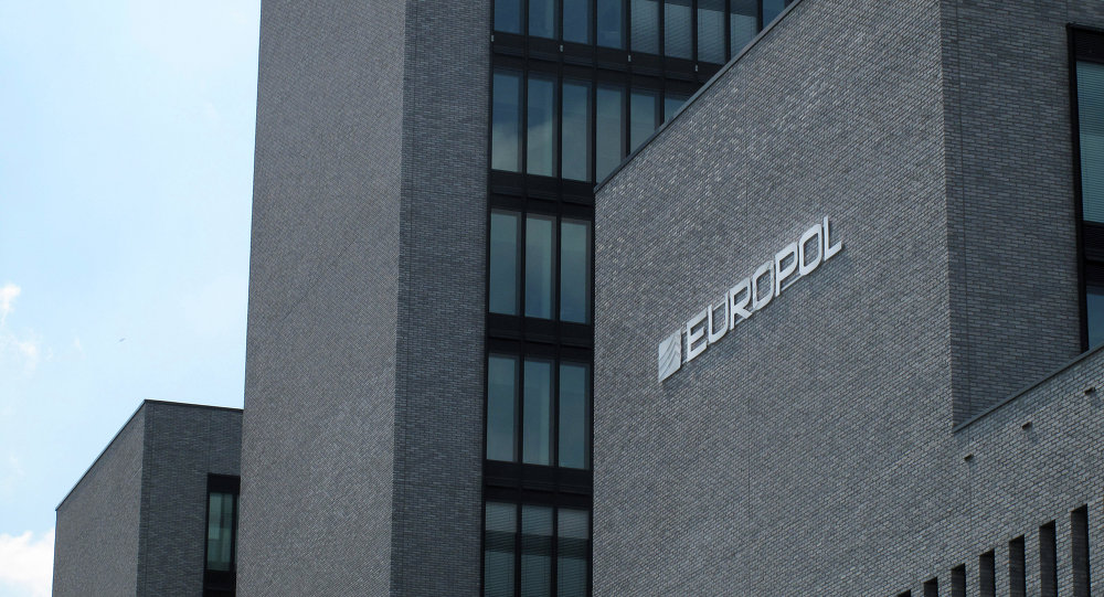 The Europol headquarters