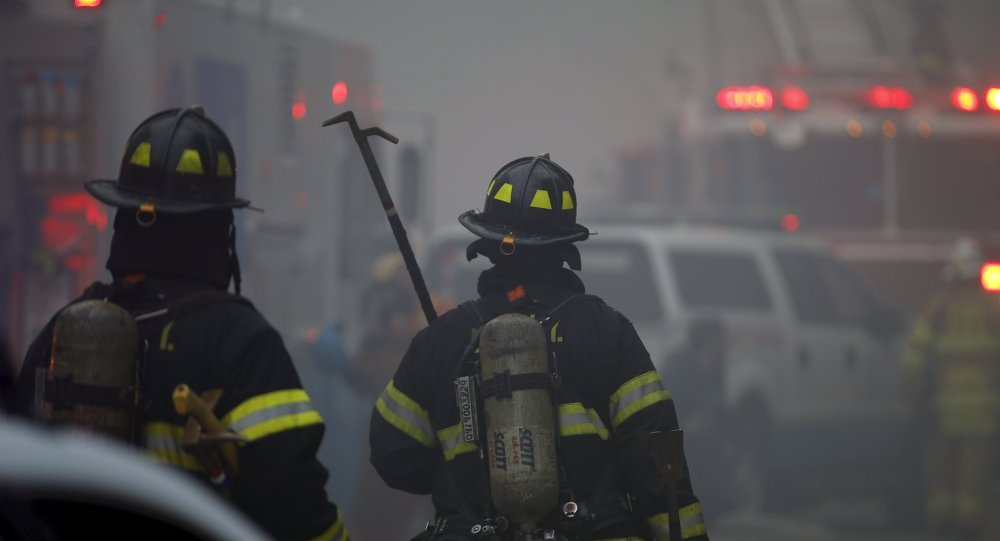 Four FDNY FFs, 17 Civilians Hurt in High-Rise Fire