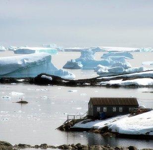 Vernadsky Station in Antarctica