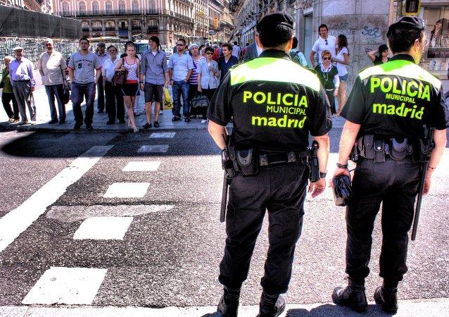 Madrid Policia Municipal