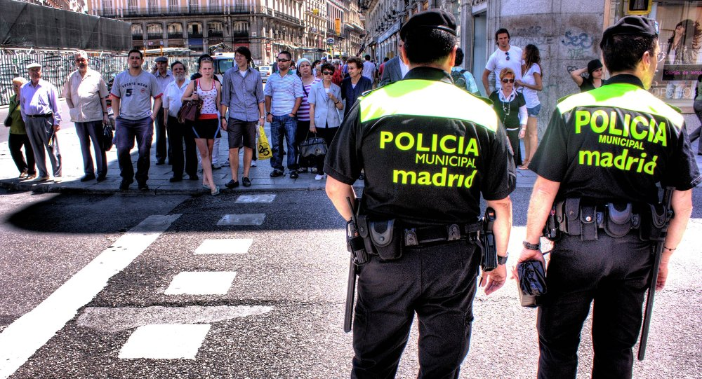 Madrid Policia Municipal