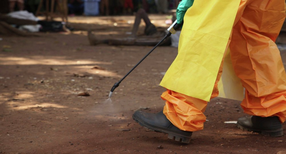 Over 6,000 children in Guinea have lost one or both parents due to the Ebola epidemic that had been raging in the country for two years, the United Nations Children's Fund (UNICEF) said in a statement on Tuesday.