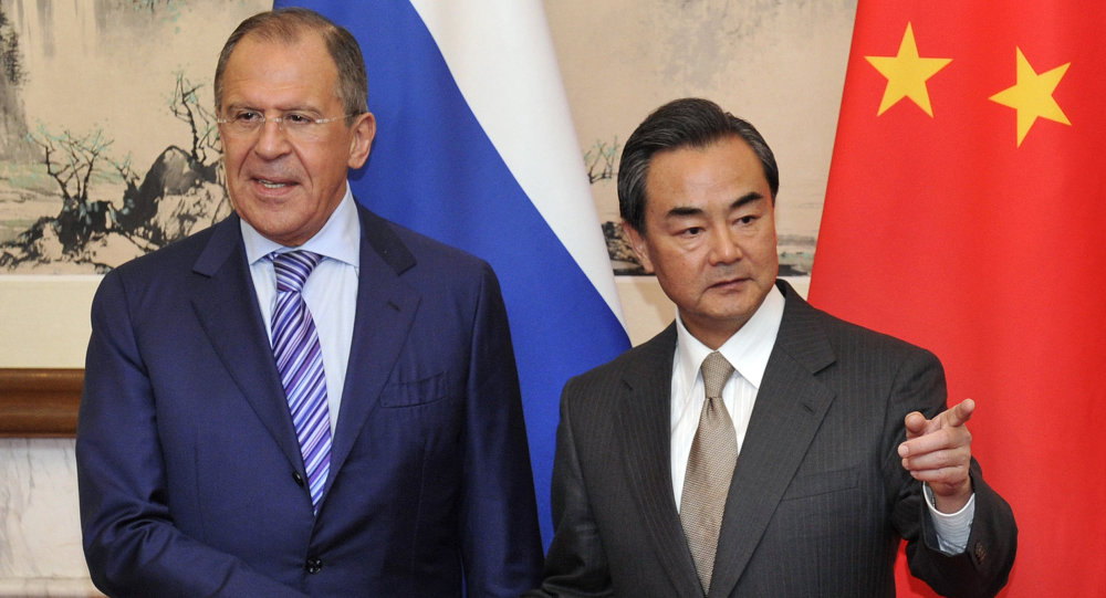 Chinese Foreign Minister Wang Yi to Meet With Lavrov on ...