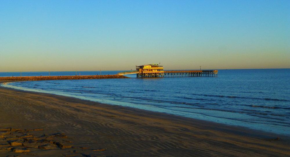 Texas - Galveston - Gulf of Mexico