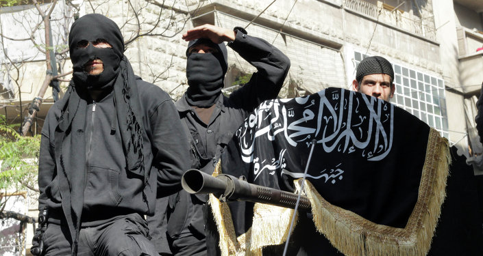 Members of jihadist group Al-Nusra Front