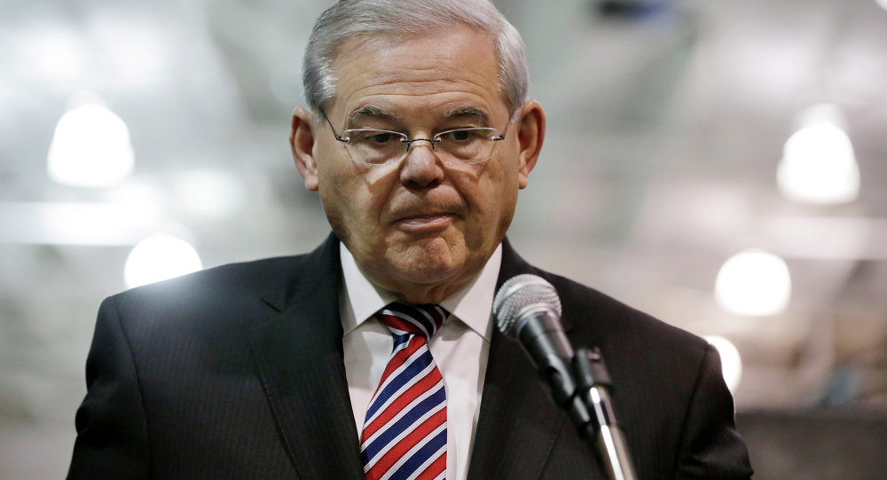 Judge Denies Menendez Motion to Pause Trial for Senate Votes