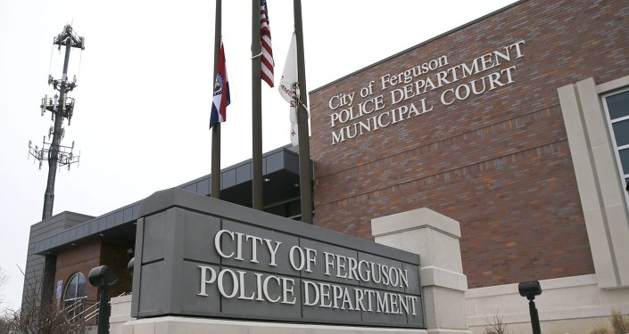 The Ferguson Police Department